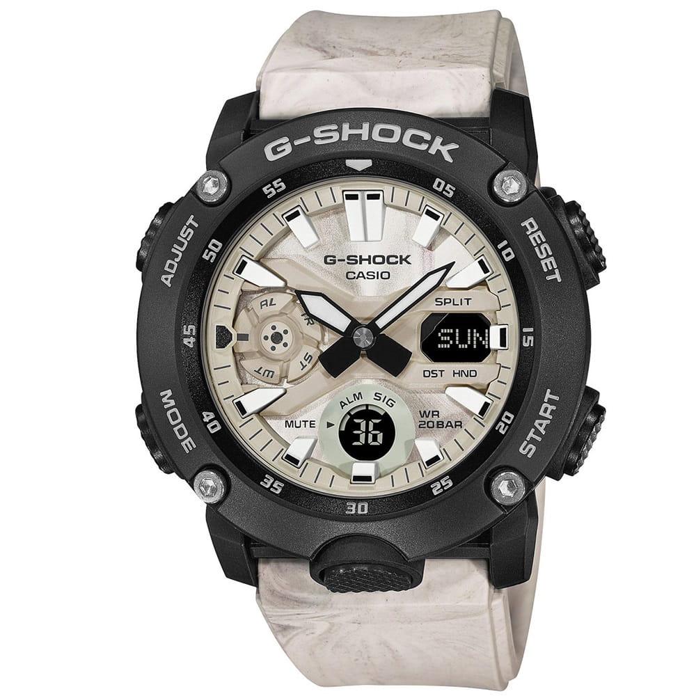 Zegarek męski Casio G-Shock GA-2000WM-1A