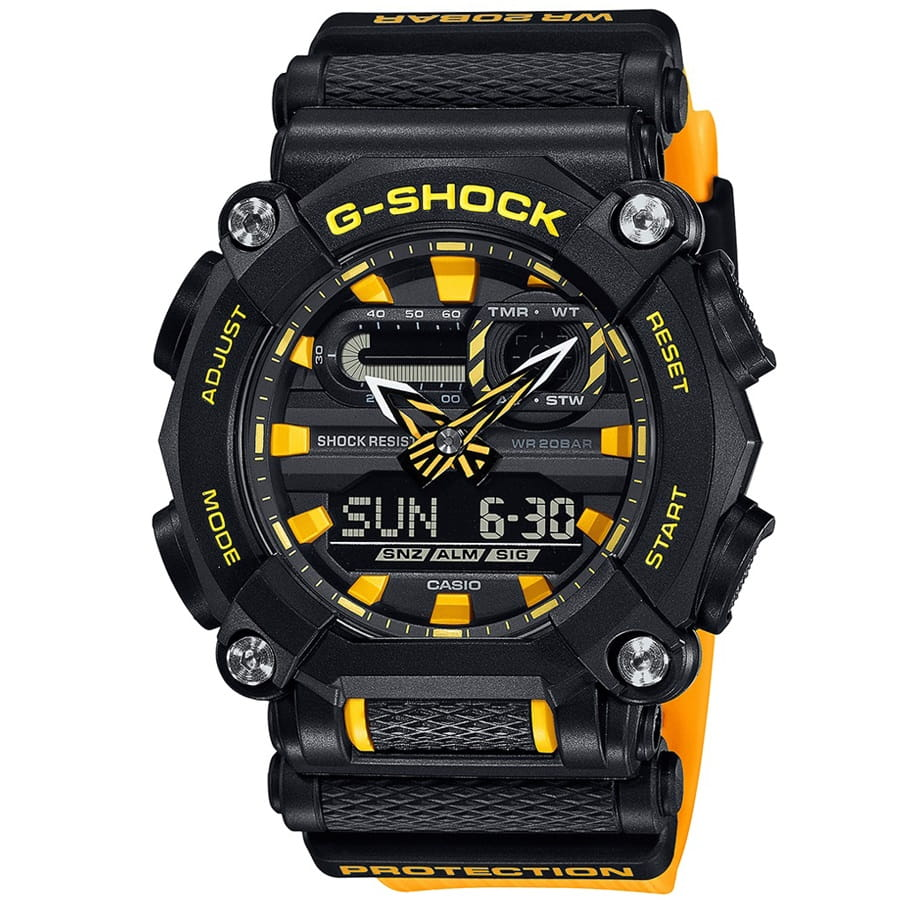 Zegarek męski Casio G-Shock GA-900A-1A9