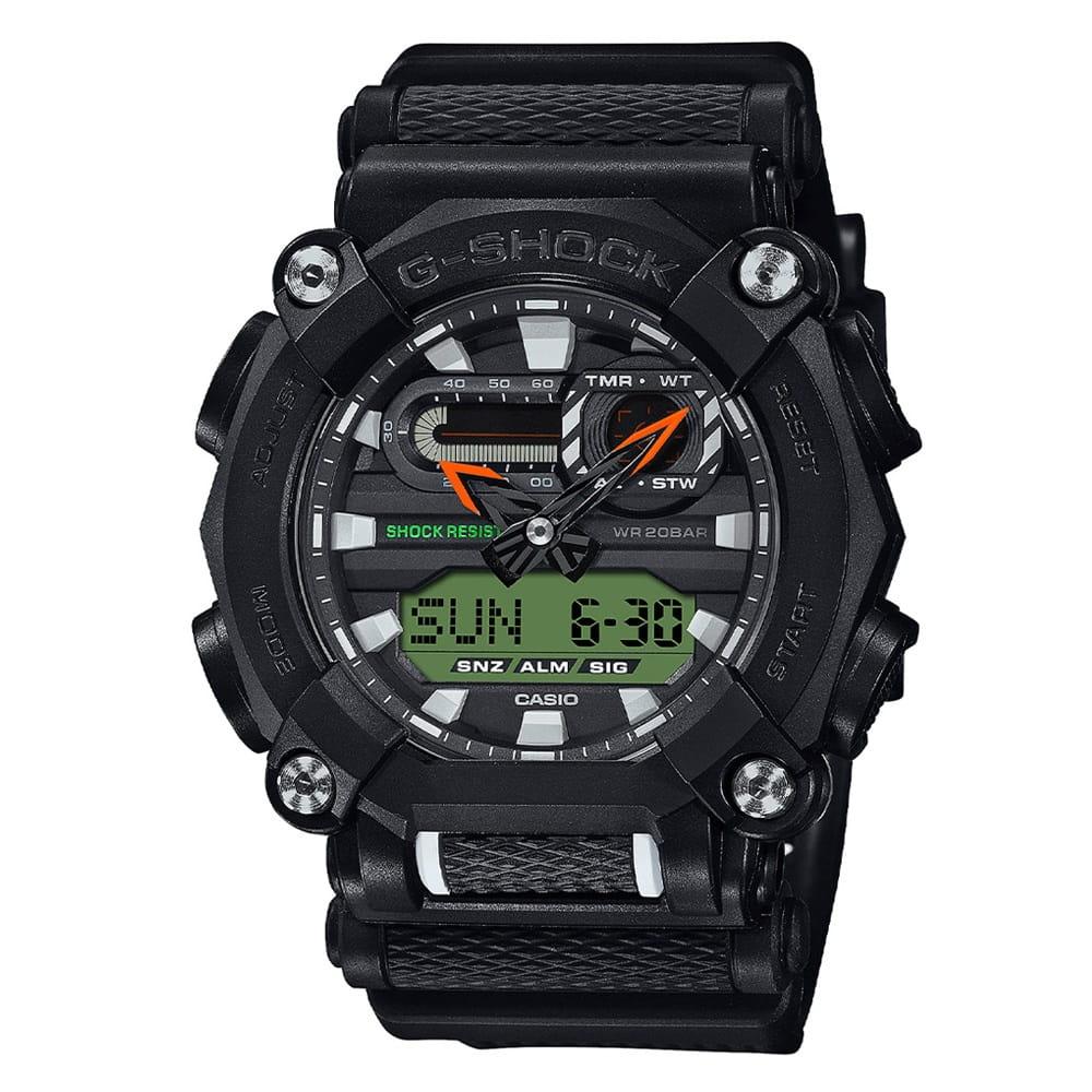 Zegarek męski Casio G-Shock GA-900E-1A3